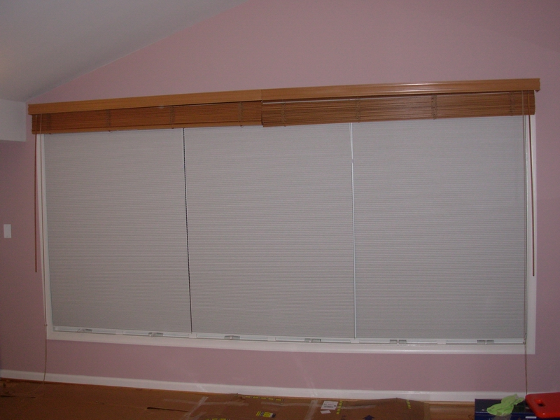 Our living room home theater for 12 inch wide window blinds